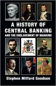 A history of central banking cover