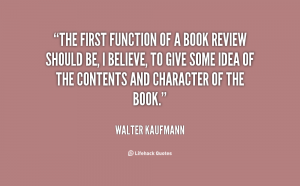get your book reviewed