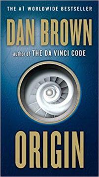 origin dan brown cover