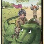 Review of Sir Princess Petra's Mission by Diane Mae Robinson